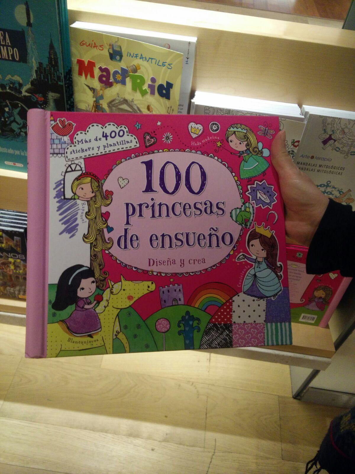 100 princesas de ensueño